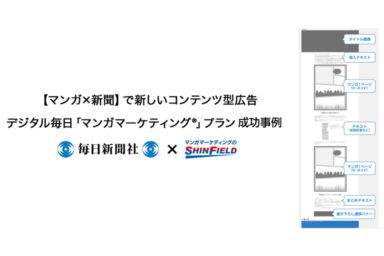 【成功実績】ニュースサイト「毎日新聞」